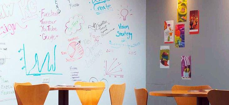 3M™ FASARA™ Whiteboard
